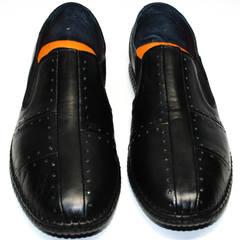 Кроссовки в стиле casual Luciano Bellini 107607 Black.
