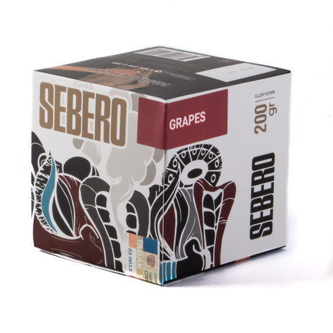 Табак Sebero Grapes (Виноград) 200 г