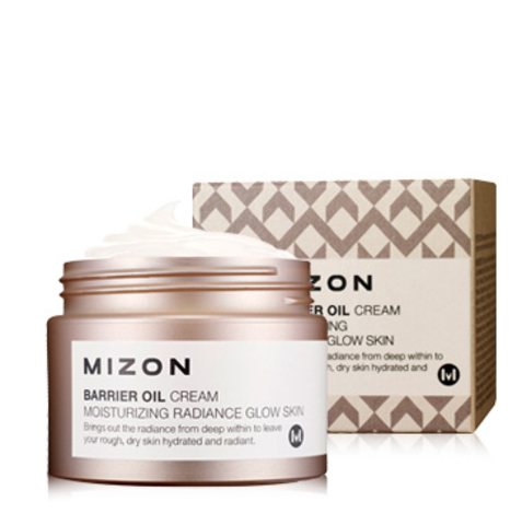 MIZON BARRIER OIL Крем для лица с маслом оливы MIZON BARRIER OIL CREAM