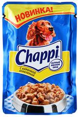 Chappi пауч с курочкой аппетитной 100 г
