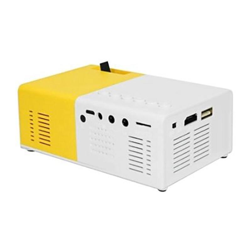 LED Projector YG 300 портативный