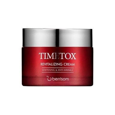 Крем для лица антивозрастной восстанавливающий Timetox Revitalizing Cream BERRISOM 50 гр