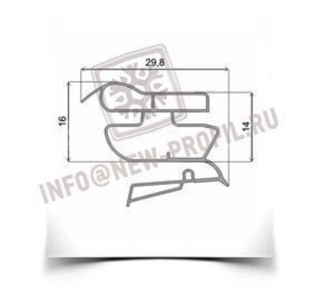 Уплотнитель 840*570 мм для холодильника Vestel MCB301VW (холодильная камера)(АНАЛОГ)