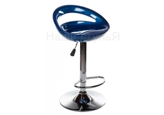 Барный стул Альфа (Alfa) синий