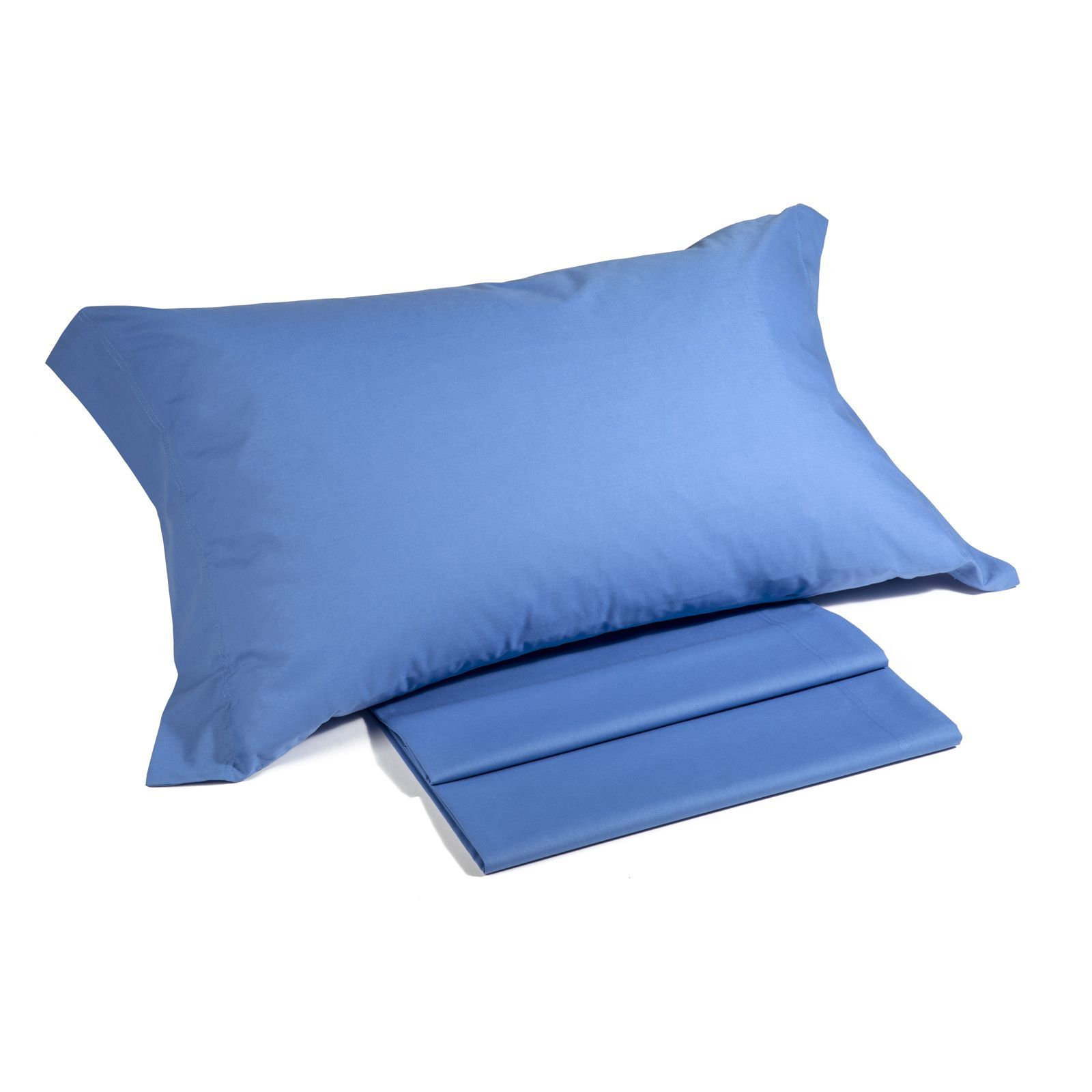 Наволочки для сна Наволочки 2шт 50х70 Caleffi Tinta Unita ярко-голубые navolochki-unita-ot-caleffi.jpg