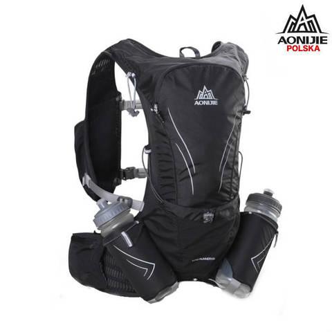 Рюкзак для скандинавской ходьбы AONIJIE X2S 15L Black Польша