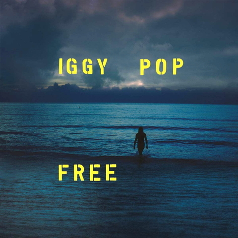 Iggy Pop / Free (LP)
