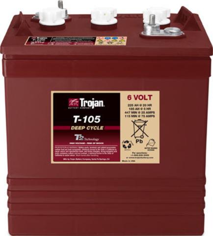 Trojan Т105 - фото 1