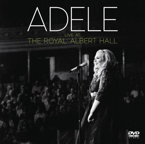 Adele / Live At The Royal Albert Hall (DVD+CD)