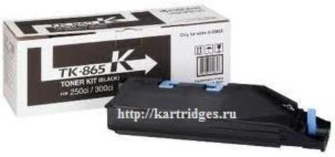 Картридж Kyocera TK-865K