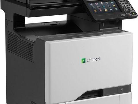 Цветной лазерный принтер Lexmark CS725de (40C9036)