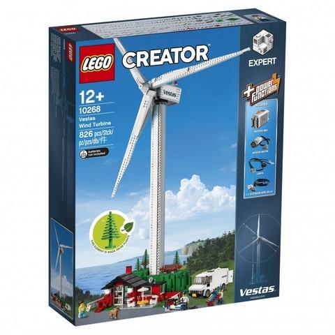 LEGO Creator: Ветряная турбина Вестас 10268 — Vestas Wind Turbine — Лего Креатор Создатель