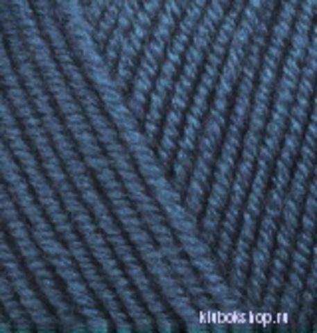 Пряжа Alize Superlana KLASIK 403 Морская волна, фото