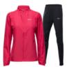 Женский беговой костюм с ветрозащитой Asics Woven WindBlock (110426 6016-121129 0904) фото