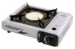 Портативная газовая плита Keramik Camping Guru TS-200