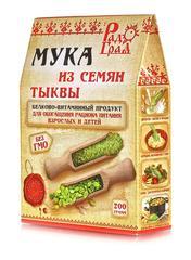 Мука из семян тыквы 200гр (Радоград)
