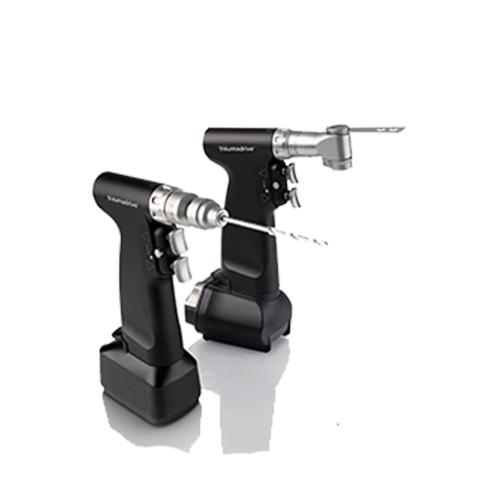 РУКОЯТКА TRAUMADRIVE БЕСПРОВОДНАЯ ЭЛЕКТРИЧЕСКАЯ (МОДЕЛЬ MBU-470) / насадка: дрели, пилы, римера, рентгенопрозрачная, для промывания (импульсная) и для спиц