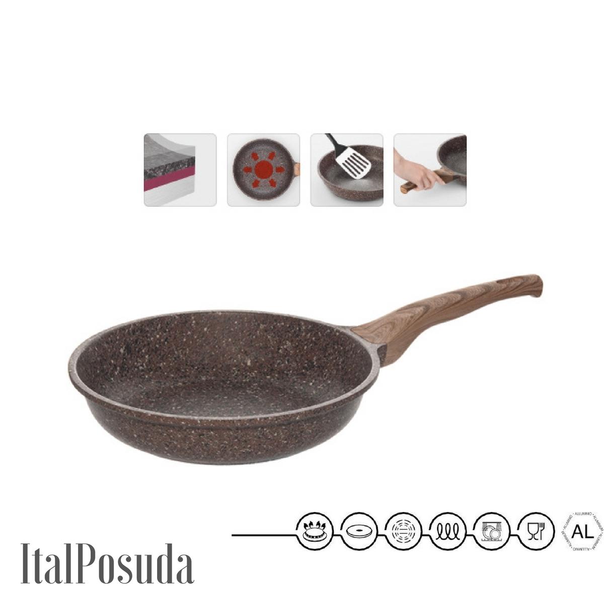 Сковорода NADOBA GRETA 24 см