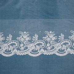 Кружево Ivory Lace - Волна, среднее