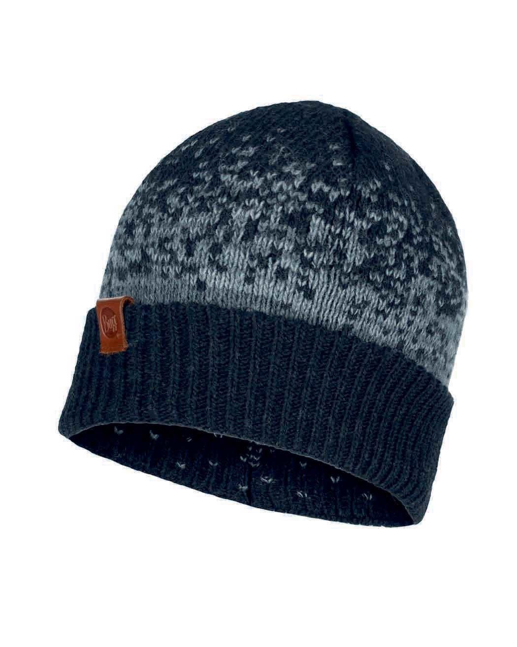 Шапки средней вязки Вязаная шапка Buff Hat Knitted Valter Graphite 117890.901.10.00.jpg