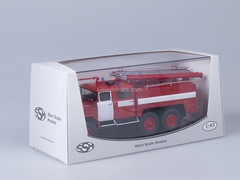 ZIL-131 AC-40 137 fire engine unprinted Start Scale Models (SSM) 1:43