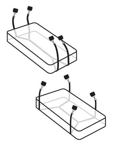 Фиксаторы для кровати Wraparound Mattress Restraints