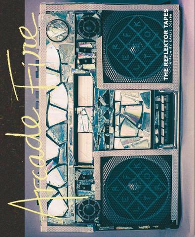 Arcade Fire / The Reflektor Tapes (A Film By Kahlil Joseph)(2Blu-ray)