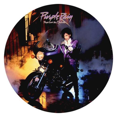 Prince & The Revolution / Purple Rain (Picture Disc)(LP)