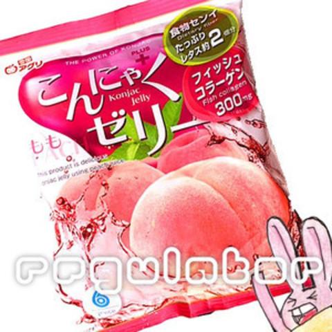 Коллагеновое желе со вкусом персика 300мл