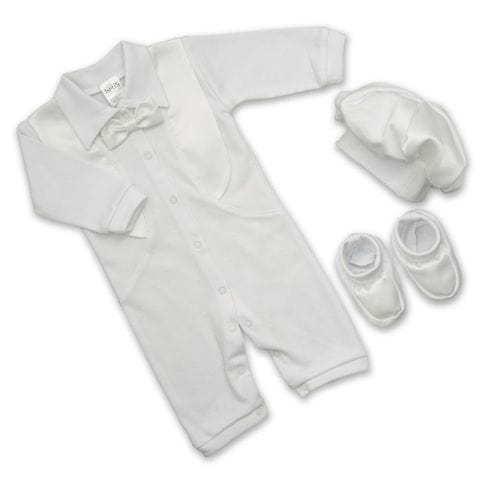 Нарядный костюм для мальчика Святковий белый