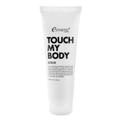 Estetic House Touch My Body Goat Milk Body Scrub - Скраб для тела на основе козьего молока
