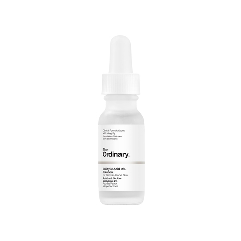 Пилинг для лица THE ORDINARY Salicylic Acid 2% Solution