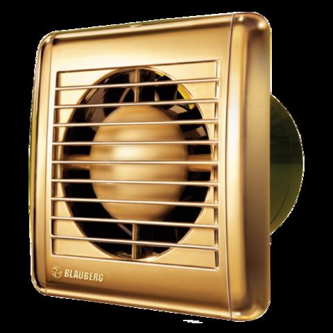 Вентилятор накладной Blauberg Aero 100 Gold