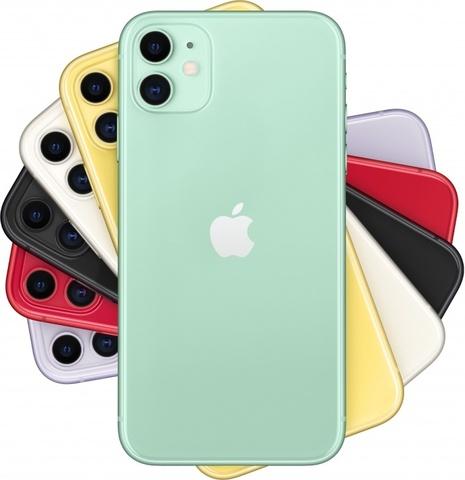 Apple iPhone 11 256GB (Зеленый)
