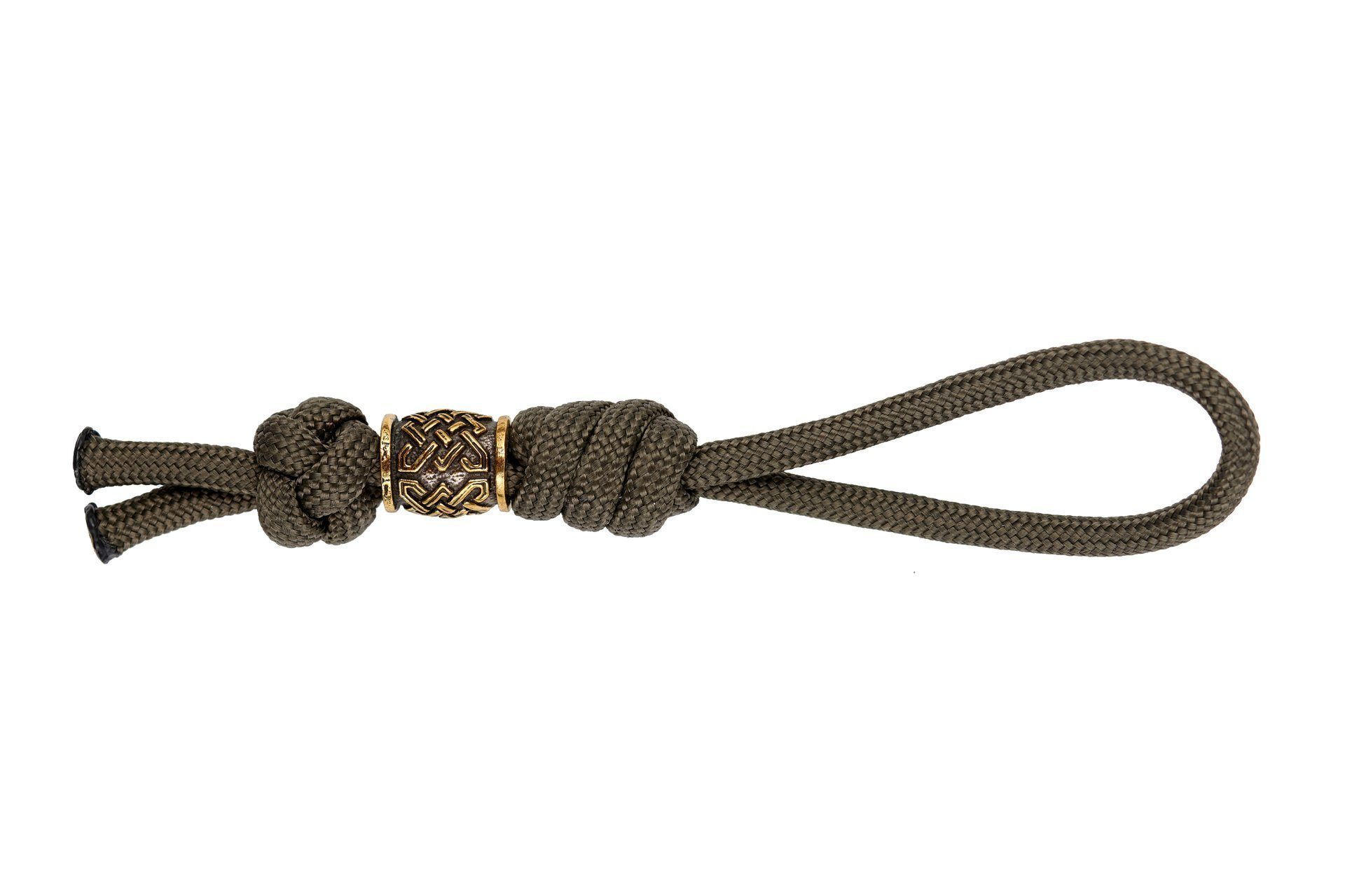 EDC lanyard by SEVER (olive)