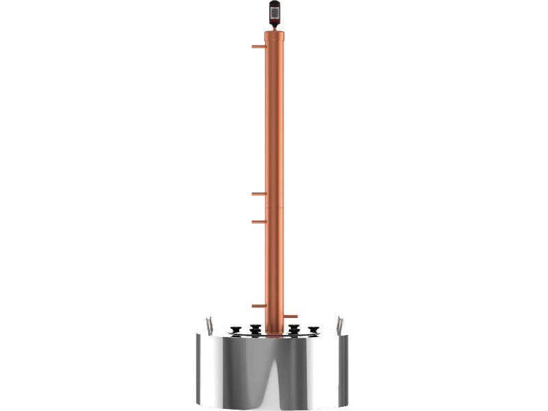 Самогонные апараты Самогонный аппарат CuprumSteel Rocket28 15 л 10521_G_1507031279408.JPG