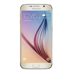 Samsung Galaxy S6 32gb Золотая платина