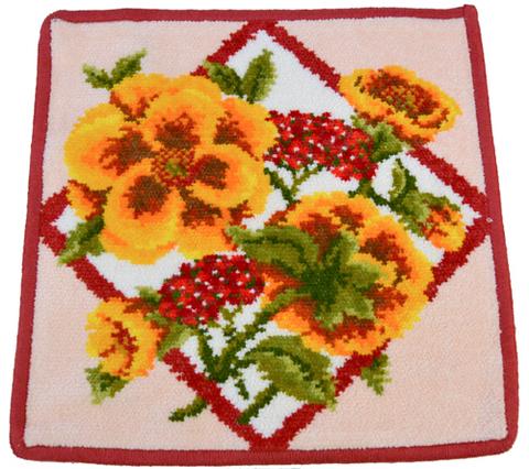 Элитная салфетка шенилловая Vier Jahreszeiten Autumn от Feiler