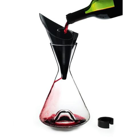 Графин для вина 750 мл ручной работы, артикул 230258. Серия Osyris