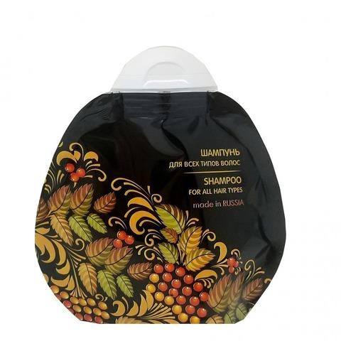 "Шампунь для всех типов волос ""Хохлома"" | 100 мл | Cafe Mimi"