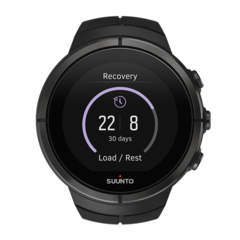 Умные наручные часы Suunto Spartan Ultra All Black Titanium (HR) SS022654000