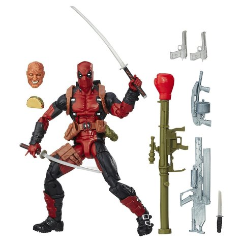 Коллекционная Фигурка Дедпул X - Men (Deadpool) - Marvel Legends, Hasbro