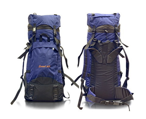 Рюкзак Скаут 60 Mobula (темн/синий)