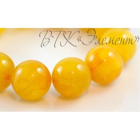 Янтарь, цвет Старый апельсин