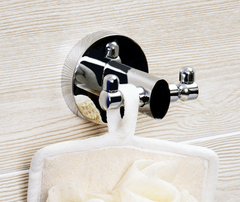 Крючок в ванную WasserKRAFT Rhein K-6223D двойной