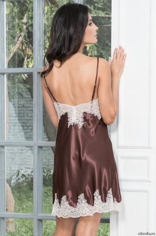 Сорочка женская шелковая MIA-Amore  MARILIN  Мэрилин  3100