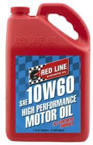 Redline  Oil 10W60 1 галон