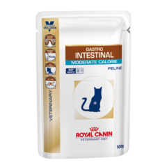 Royal Canin Gastro Intestinal S/O Feline диета для кошек при нарушениях пищеварения (Пауч) 100 гр