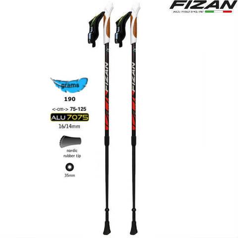 Скандинавские палки Fizan NW Fitness S18 7527 Италия