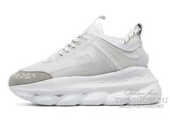 Кроссовки Versace Chain Reaction 2 Chainz White